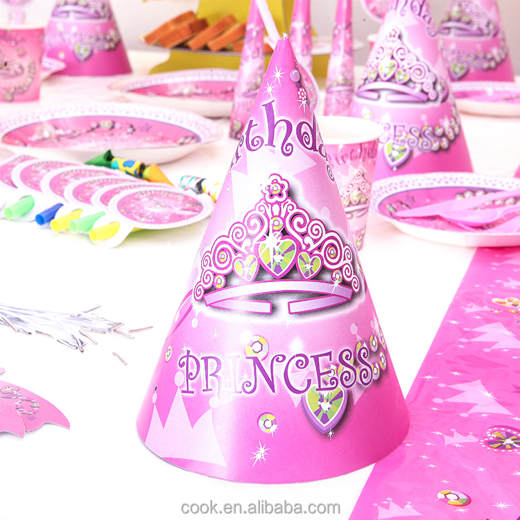 Dream Girl supplier,themed boys birthday party supplies decorations