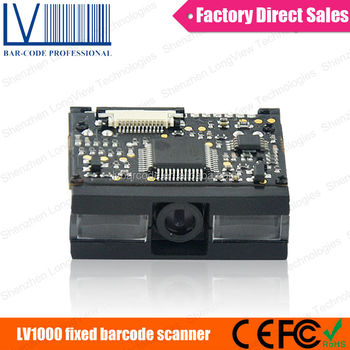 LV1000 1D CCD Barcode Scanner for organizate patients medical record