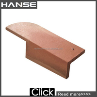 270X84mm roof tile importers/ chinese slate roofing/ concrete tiled roofY4B