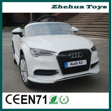 Audi A3 12V Remote Controlled Electric Kids' Licensed Ride on Car CE And EN71 Approved
