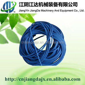 Hot sell !Sinking-self rubber aeration hose for fish farming equipment