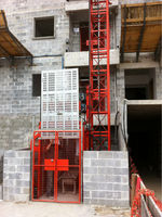 KE TONG 2t building construction hoisting