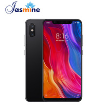 Xiaomi Mi 8 Snapdragon 845 6GB 128GB Xaomi <strong>Android</strong> Mobile Phones 4g