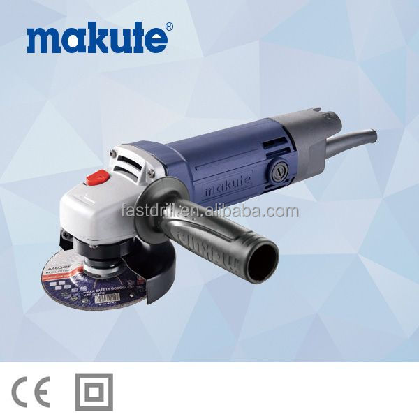 High quality electric power tools variable speed angle grinder