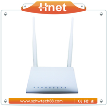 Hot selling 300Mbps modem 4-port ADSL modem wireless router