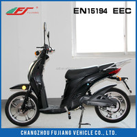 electric scooter electric bike EEC SGS 15194