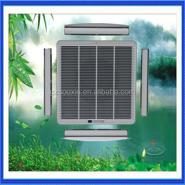 48000btu / 5hp / 6tr VRF water ceiling air condition from guanzhou souxin appliances co. ltd