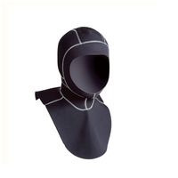 5/3mm Neoprene Black Hood Wetsuits For Diving