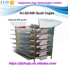 Chiken cage for laying hens / automatic quail cage 6 floors