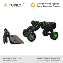 China Alibaba NEW PRODUCT Fitness 2 ab roller exercise wheel for sale