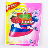 stand up ziploc plastic bags for food packaging