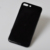 DFIFAN For iPhone 7 8 glossy jet black case,cover case for iphone 7 8 plus bright black tpu gel phone case accessories