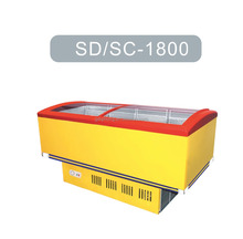 430L SD/SC-1800 super market freezer