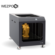 Best price color diy plastic printing machine 3d printer large for sale