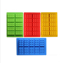custom building block minifigures fancy ice cube trays