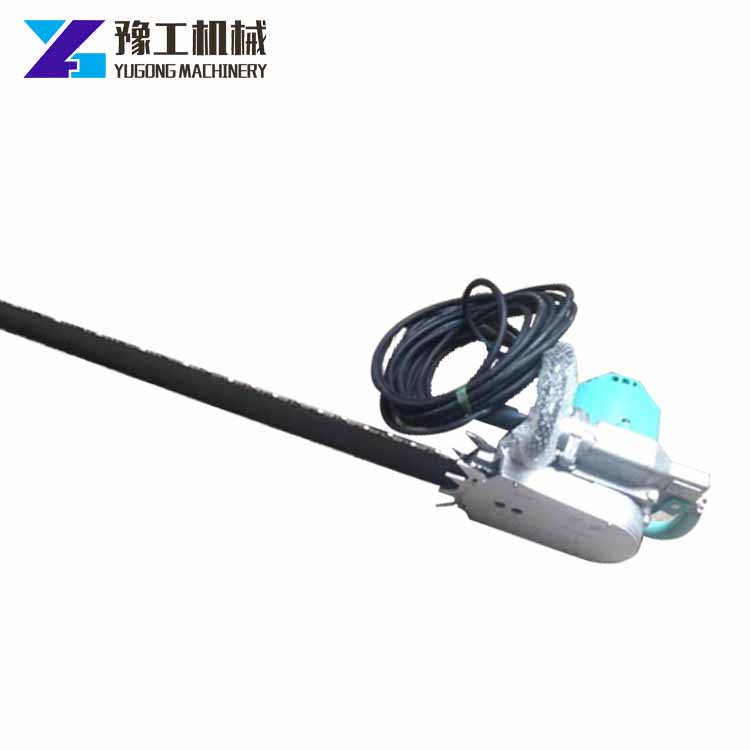light weight and compact hydraulic chain saw 105cc for concrete rock cutting machine