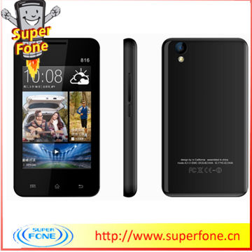 816 4.0inch t mobile touch screen cheap phones flexible touch screen