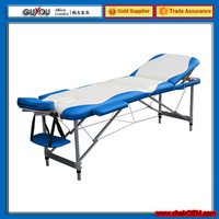 Beauty Folding Massage Bed & Table with Cheaper Price