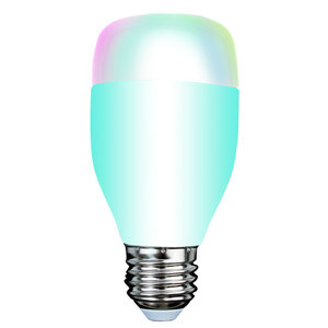 Alexa and Google Assistant E26 E27 Wifi Smart Dimmable Led Bulb Lamp with timer color changing
