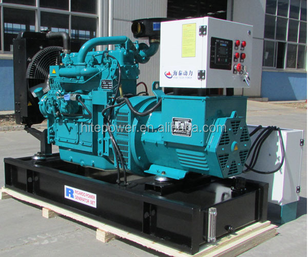 Best Price Electric Start 15kw diesel genset