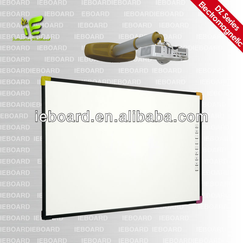 Such a good IEboard magnetic interactive whiteboard /short throw interactive projector/ seize the chance to make money
