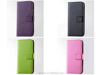 Cell Phone Wallet Card Slot Holder Cover Leather Flip Cover for Huawei G630 G600 G610 G620 G660