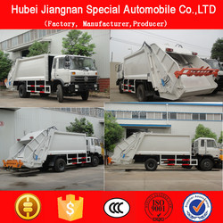 VIP supplier offer 10ton used garbage car for sale