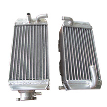 Performance All Aluminum Moto Radiator For HONDA CRF150 07-08