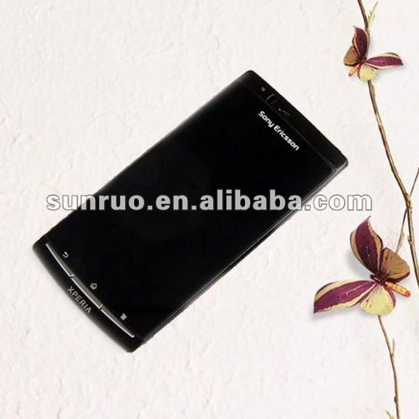 2012 newest Sony Ericsson matt screen protector with factory price