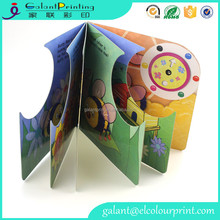 2017 high quality hardcover bulk waterproof childrens book cheap