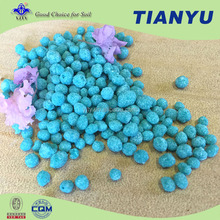 Blue granular CF45% 15-15-15 npk fertilizer prices