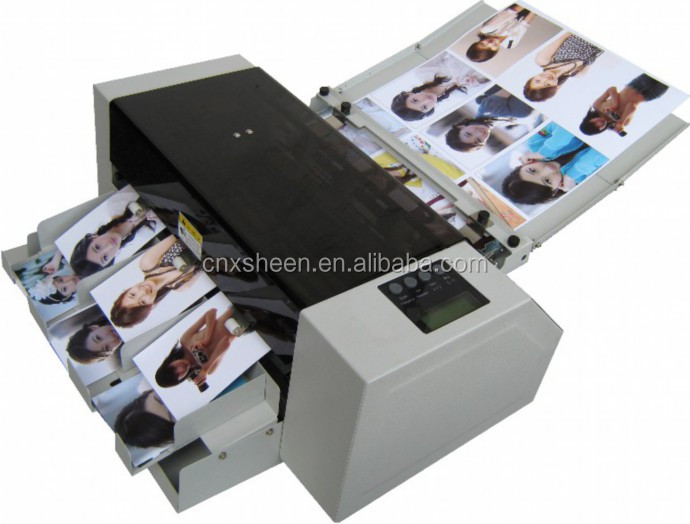 Business card die cutting machinephoto cutter machineid card business card die cutting machinephoto cutter machineid card cutting machine reheart Images