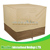 Veranda Waterproof UV Protected Beige and Brown Square Air Conditioner Cover
