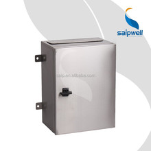 Lockable Stainless steel Boxes Small Waterproof 400*300*200 (SP-B3-403020)