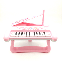 Plastic educational children electric keyboard toys