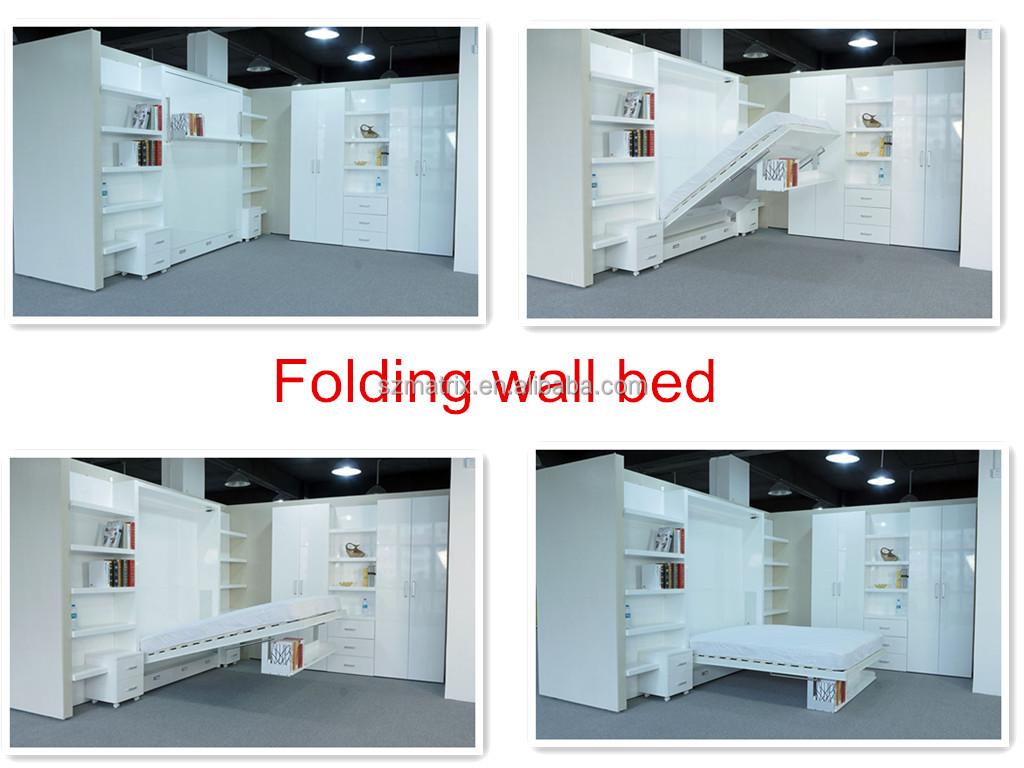 Wall Unit Desk Multi Level Desk