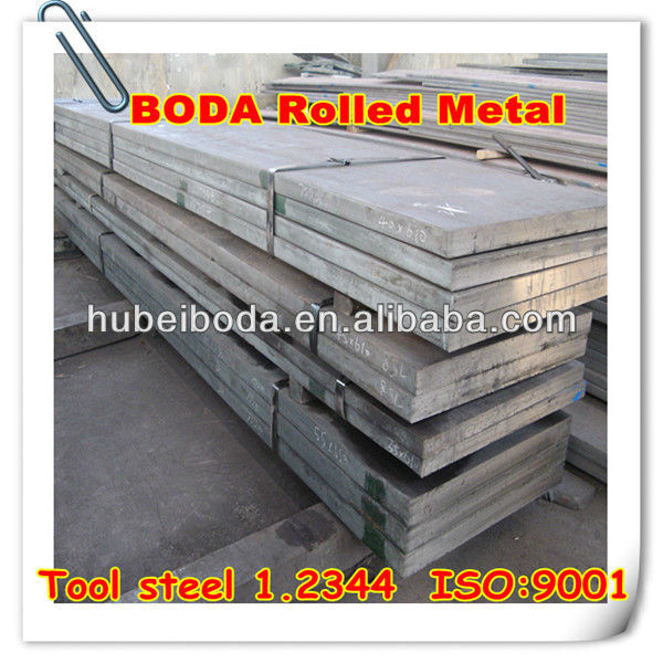 black annealed H13 tool flat steel bar