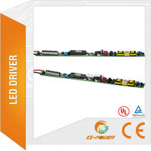 XZ-TP30B CE UL Approved LED Driver for ballast compatible t8 led tube lighting