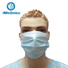 Disposable Surgical Ear Loop Face Dust Mouth Cover Masks