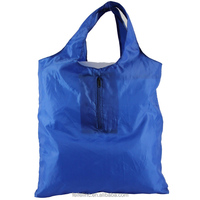Promotional reusable 600D polyester shoppping tote Bags