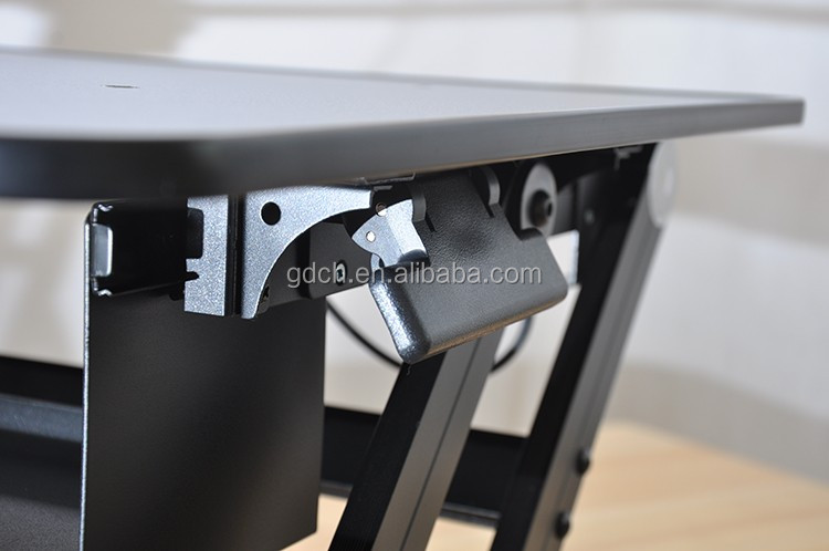New modern adjustable height office standing desk