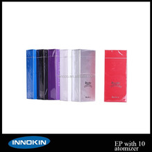 innokin hotsale itaste EP kit China latest vapor pen kit vv/vw mod with 2 iclear 16 atomizers big stock fast shipping