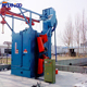 China manufacturer car wash equipment Q37 Rotary Hook Shot Blasting Machine for sale