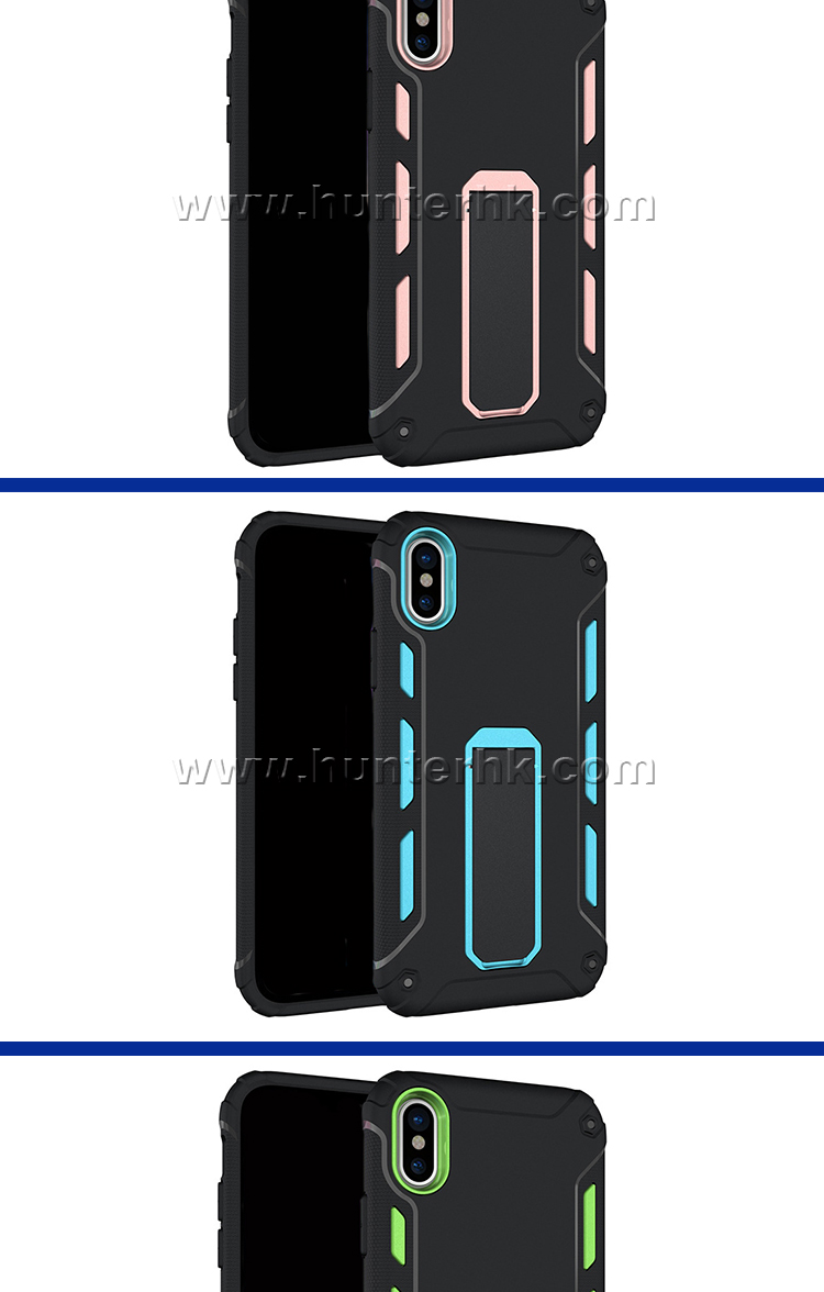 Hard Back Case For iPhone X