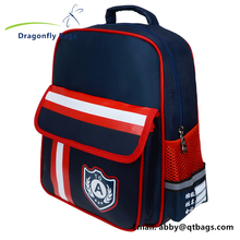 Light weight british style kid school bag backpack