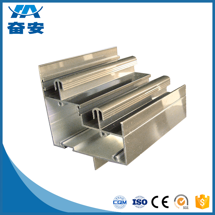 China Alibaba Supplier Hot Product Wholesale aluminium profile for making doors and windows