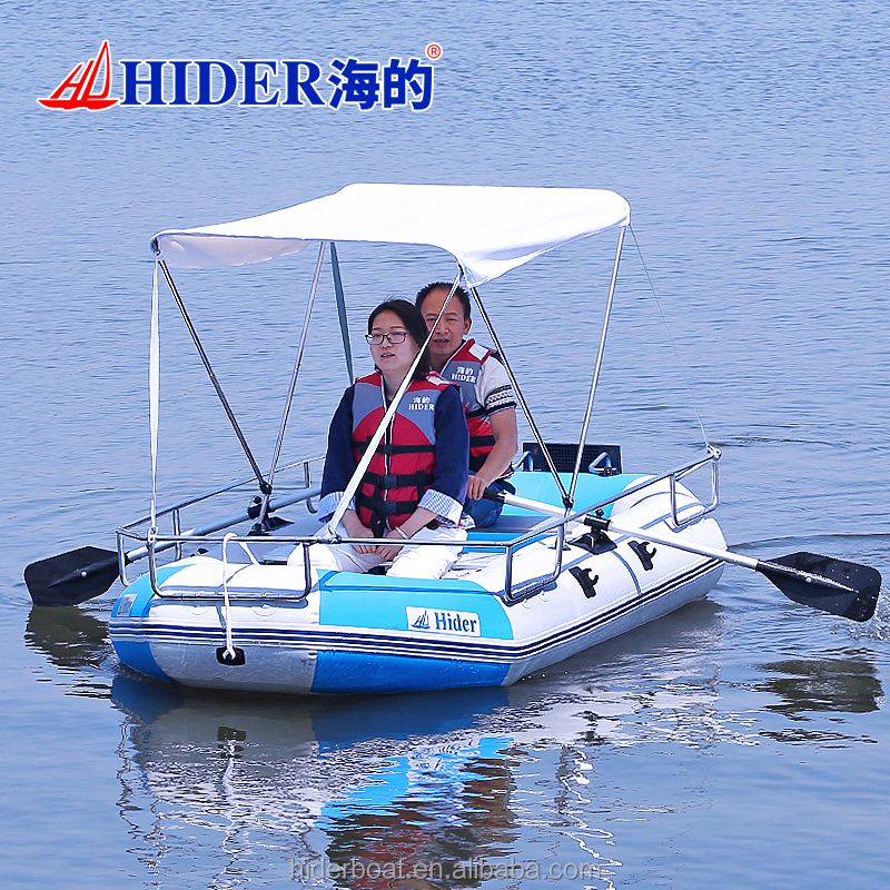 Hider 3-4m aluminum floor fishing boat hulls for sale