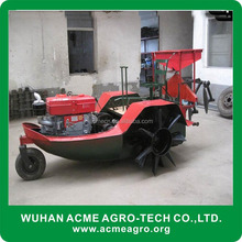 Paddy field 70hp boat tractor rice farming tractor