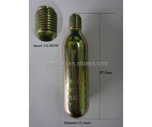 16g CO2 Cylinder for Inflatable Life Jacket