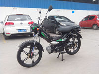 china ZF-KY gas moped with pedals 100cc moped motorcycles for sale ZF48Q-2A